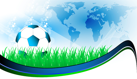 sporting event: soccer, football background