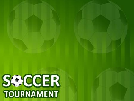 スポーツ サッカーの背景 - 抽象的なテンプレート