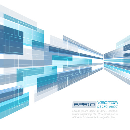 graphic presentation: Abstract vector business background. Design with place for your content or creative editing.