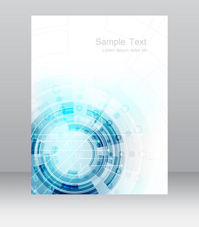 추상 비즈니스 전단지 템플릿, 브로셔 또는 기업 배너입니다. 인쇄, 출판 또는 작업 프리젠 테이션, 벡터 일러스트 레이 션 디자인. 일러스트