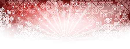 winter wallpaper: Winter wallpaper with snowflakes and shiny effect.
