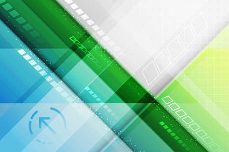 diagonal: Abstract technology editable vector background with diagonal lines and arrow.