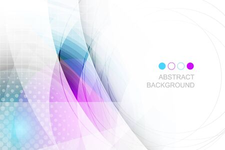 Abstract business background. Vector illustration for your banner or as cover design. Ilustracja