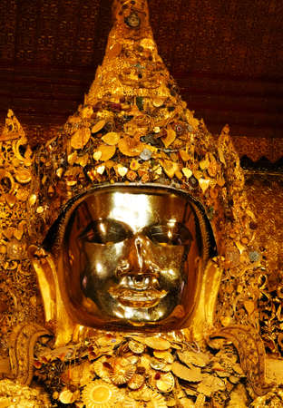 Mahaluni Temple at Mandalay, Myanmar