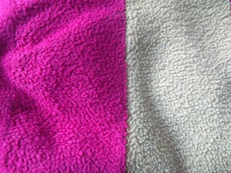 soft and colored texture of wool fabric