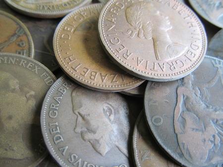 monedas antiguas: Old monedas