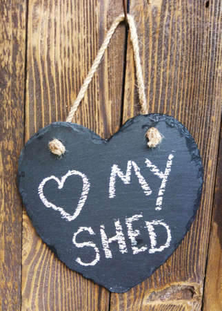 grandad: Love my Shed sign