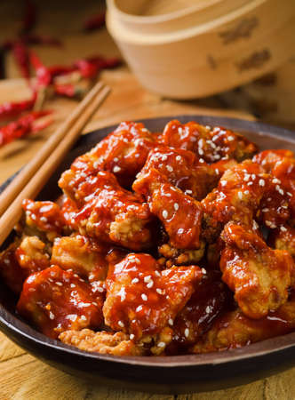 sweet and sour: Sweet and Sour Chicken