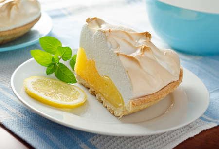 lemon pie: Lemon Meringue Pie