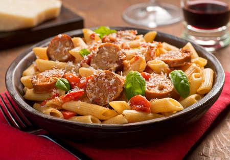 Pasta with Sausage