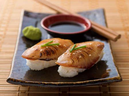 Braised Eel Sushi Nigiri