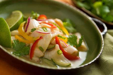Ceviche Stok Fotoğraf
