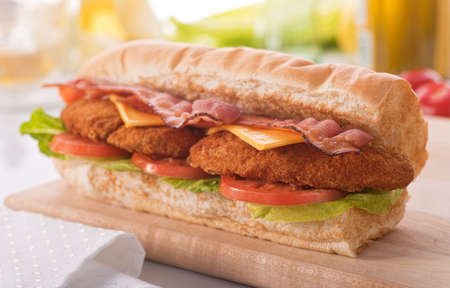 Chicken Clubhouse Sub photo