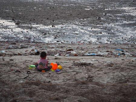 mundo contaminado: Contaminación