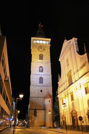 2017-07-01 - Ceske budejovice city, Czech republic - Cerna vez Editorial