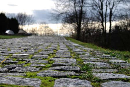 cobblestone: cobblestone way