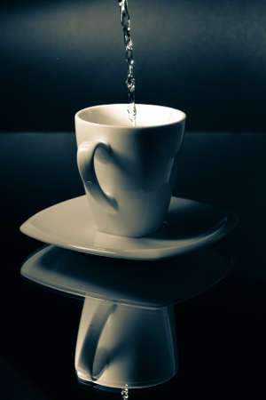 Coffee mug Banco de Imagens