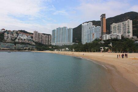 sea and beach of Hongkong Stock Photo - 7082213