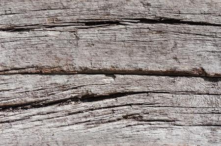 railroad tie: Background pattern of a wooden railroad tie
