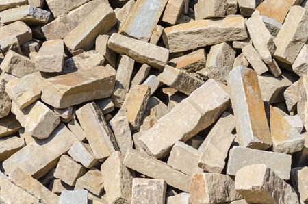 substantiate: Storage space of various sandstone, natural stone, quarry stone varieties and species.