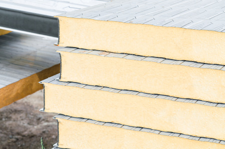 Insulation for thermal insulation and modernization of buildings.
