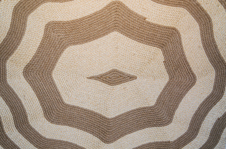 carpet: Background image of a hand-woven carpet with ancient ornament.