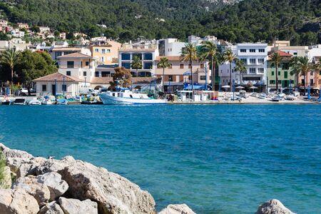 Bay of Port Andratx Mallorca Baleares Spain.