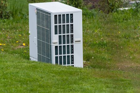Heat pump is an environmentally friendly alternative to conventional heating system