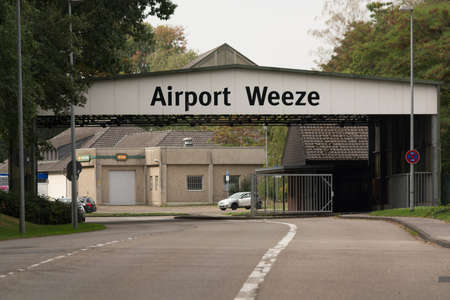 WEEZE, NRW, GERMANY - SEPTEMBER 10, 2018: