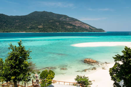 Private beach for two -- Lipe Island, Thailand.