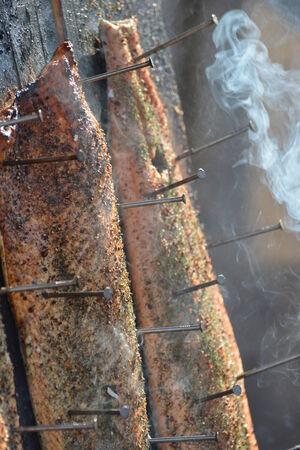 salmonidae: Smoked Salmon