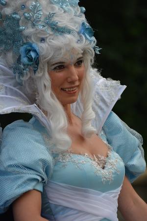 Baroque Woman