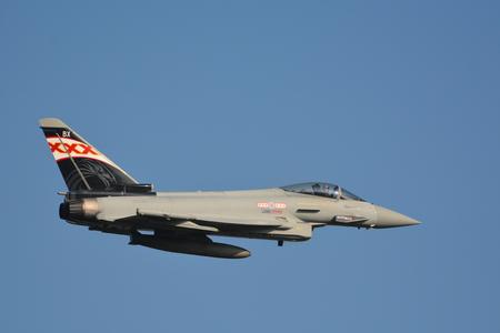 airpower: Eurofighter EF-2000 Typhoon FGR4 Editoriali