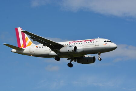 msn: Germanwings Airbus A319  MSN 3839  D-AGWM