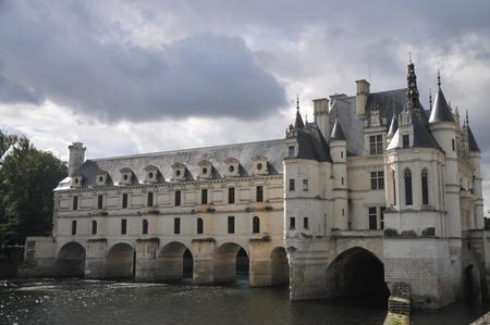 touraine: Chateau De Chenonceau