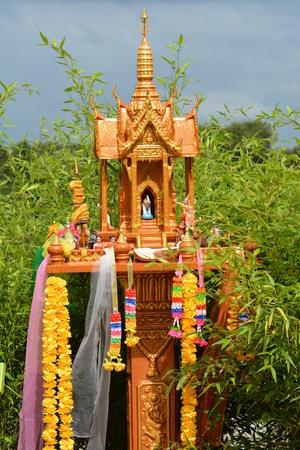 Spirit House  San Phra Phum