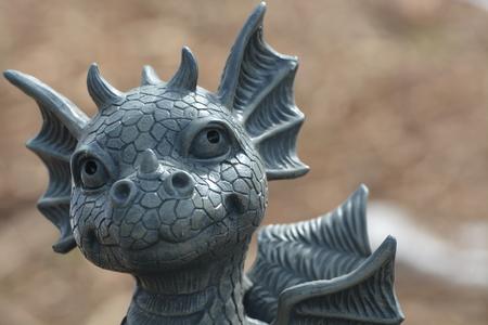 Cute Dragon photo