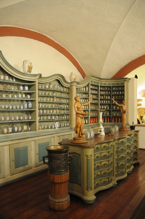 traditional remedy: Old Pharmacy