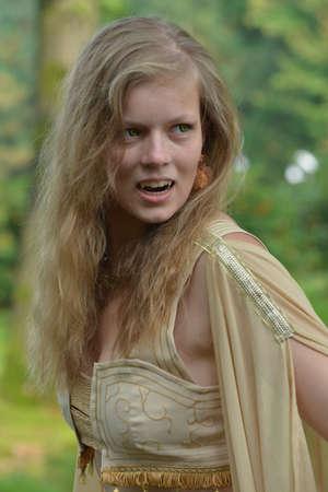 Blond Vampire