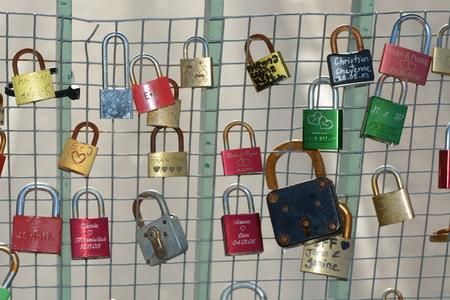 amorousness: Love Locks  Love Padlocks