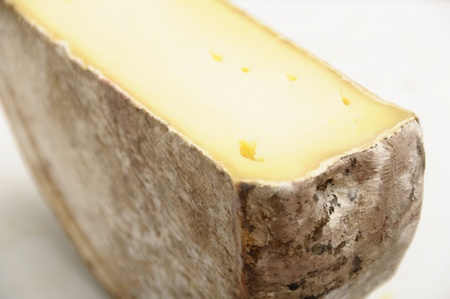 mild: Half cheese of Savoy Tome : mild, semi-firm cows milk cheese from French alps