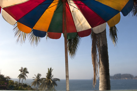 koh: Koh Phi Phi island in Thailand Stock Photo