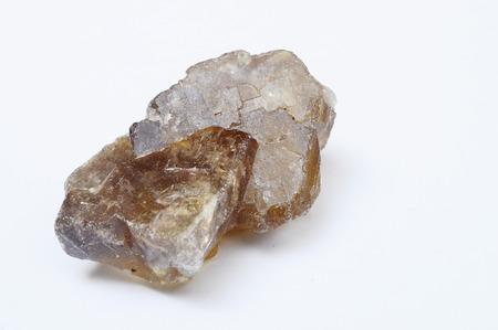 fluorite: Close up of mineral : Fluorite stone