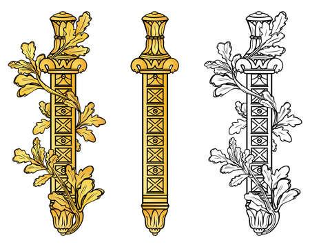 Antique Sword