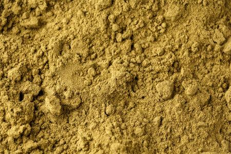 Hemp Vegan protein powder. Sport nutrition