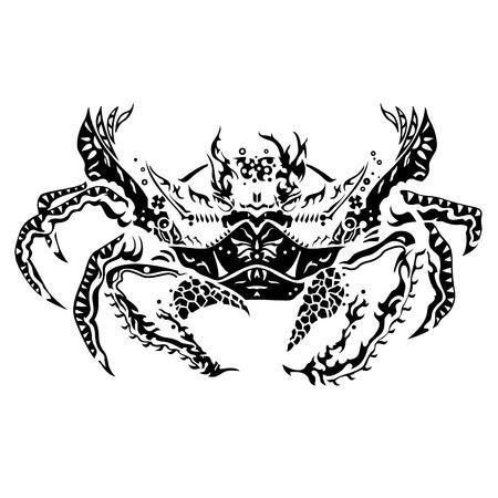 cancer zodiac: cancer, zodiac vector set by fundemental Illustration