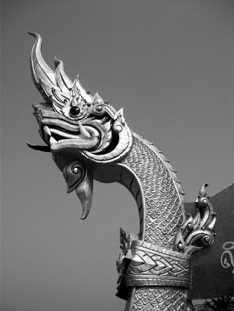 th�?¨: Phaya Nak en Tha Sadet Pier Market en Nong Khai, Tailandia