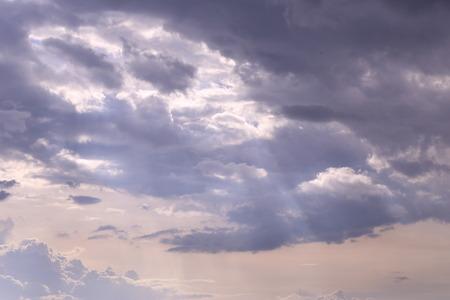 Sunlight Through the Cloud photo