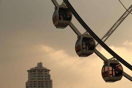 Ferris Wheel at Asiatique photo