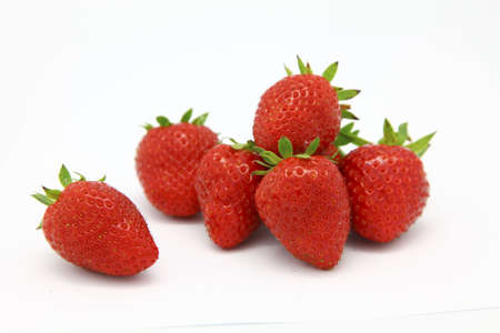 Red, delicious Strawberries